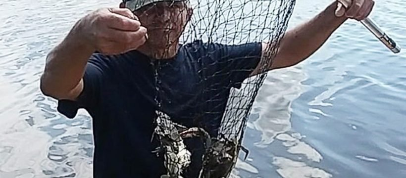 Father Who Contracted Flesh-Eating Bacteria From Crabbing