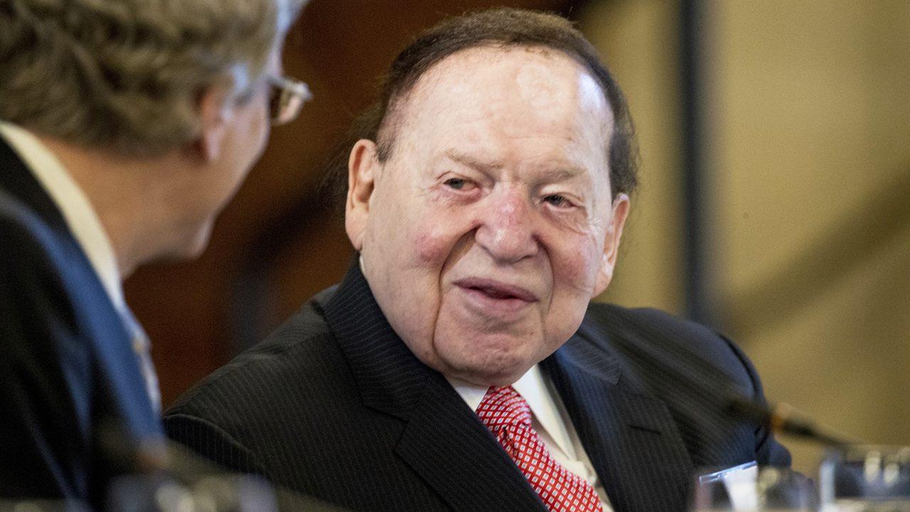 Billionaire Sheldon Adelson has cancer, seeking treatment ...